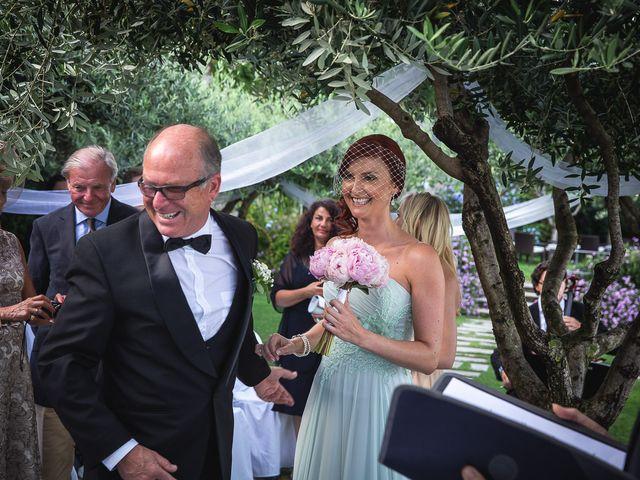 Il matrimonio di Jean Paul e Daisy a Ravello, Salerno 20