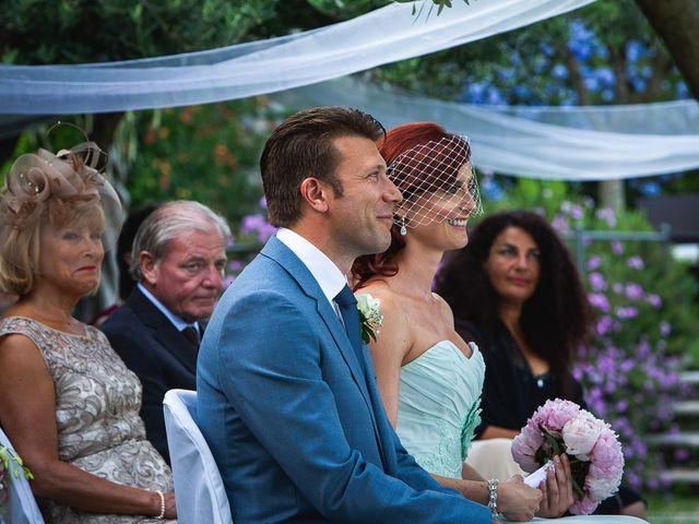 Il matrimonio di Jean Paul e Daisy a Ravello, Salerno 21