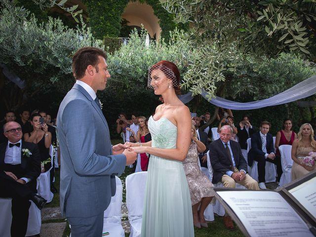 Il matrimonio di Jean Paul e Daisy a Ravello, Salerno 22