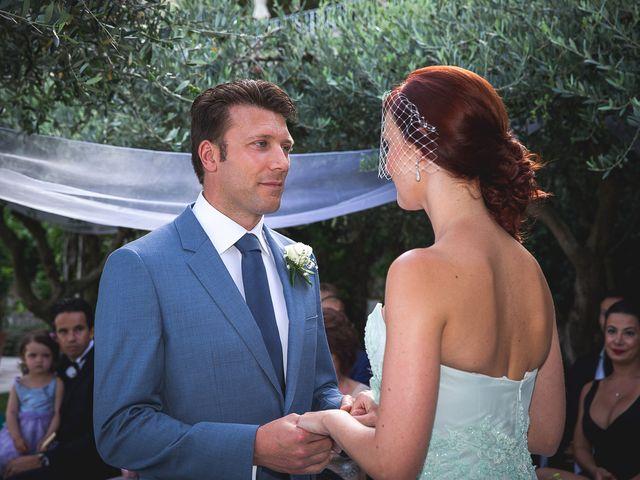 Il matrimonio di Jean Paul e Daisy a Ravello, Salerno 23