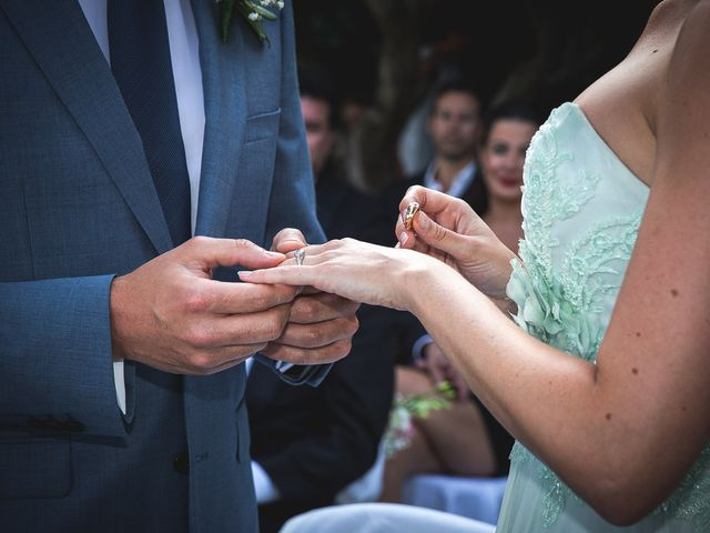 Il matrimonio di Jean Paul e Daisy a Ravello, Salerno 25