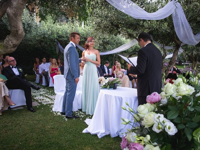 Il matrimonio di Jean Paul e Daisy a Ravello, Salerno 26