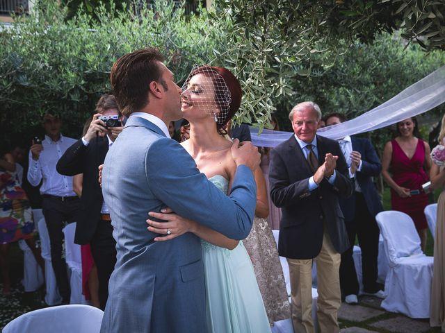 Il matrimonio di Jean Paul e Daisy a Ravello, Salerno 27