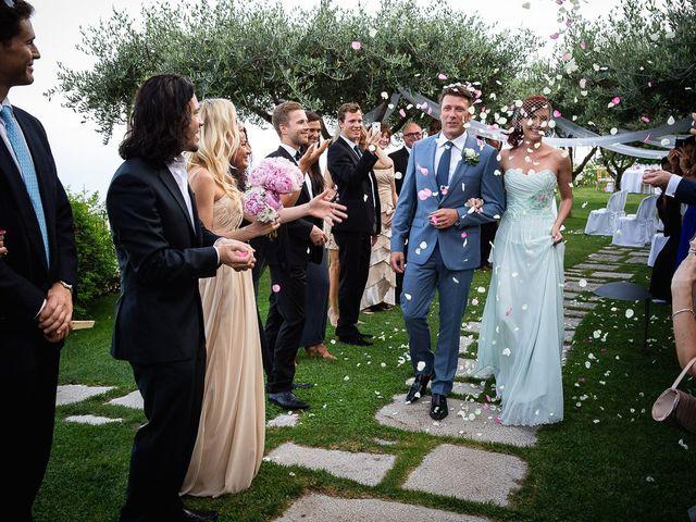 Il matrimonio di Jean Paul e Daisy a Ravello, Salerno 28