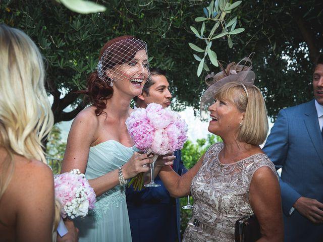 Il matrimonio di Jean Paul e Daisy a Ravello, Salerno 29
