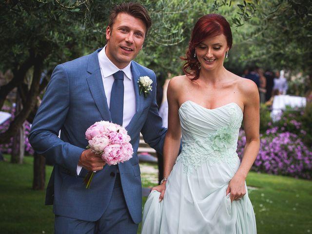 Il matrimonio di Jean Paul e Daisy a Ravello, Salerno 32