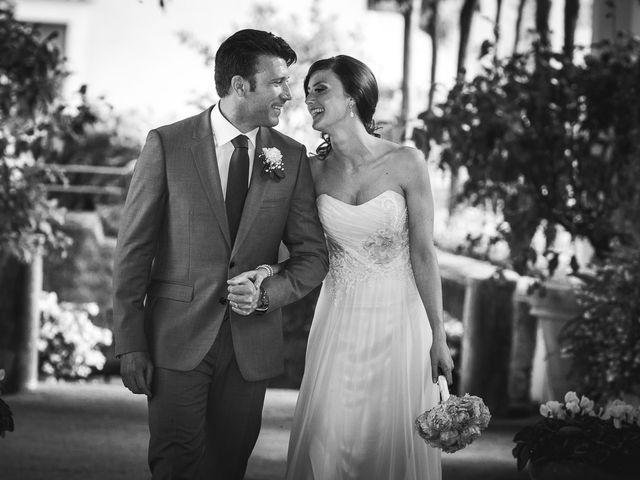 Il matrimonio di Jean Paul e Daisy a Ravello, Salerno 34