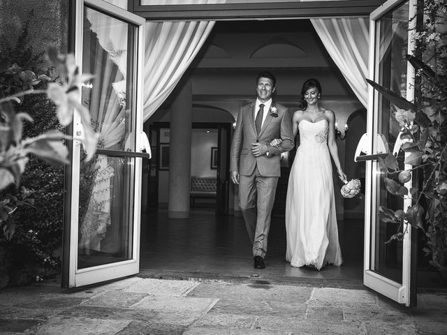 Il matrimonio di Jean Paul e Daisy a Ravello, Salerno 35