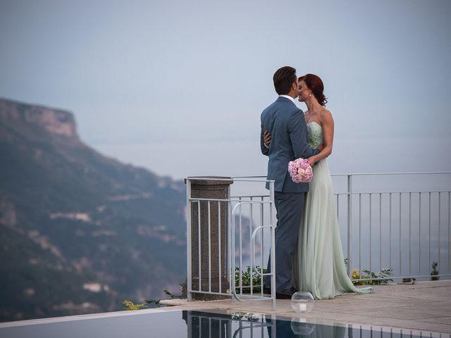 Il matrimonio di Jean Paul e Daisy a Ravello, Salerno 39