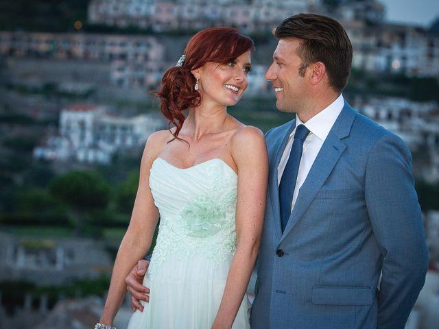Il matrimonio di Jean Paul e Daisy a Ravello, Salerno 40