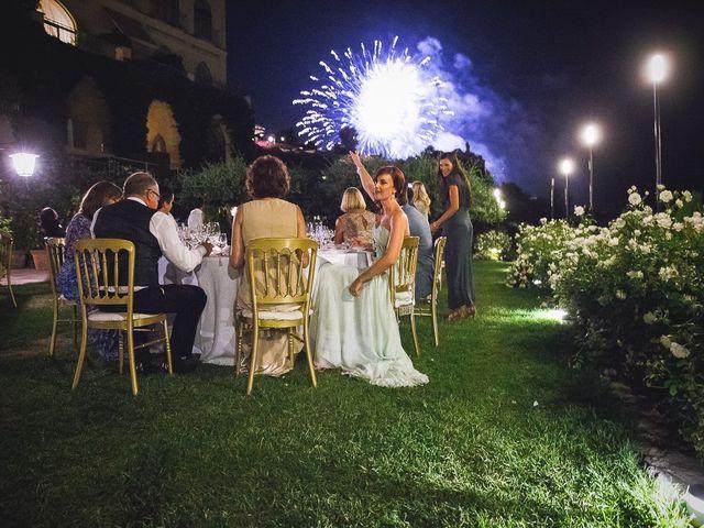Il matrimonio di Jean Paul e Daisy a Ravello, Salerno 44