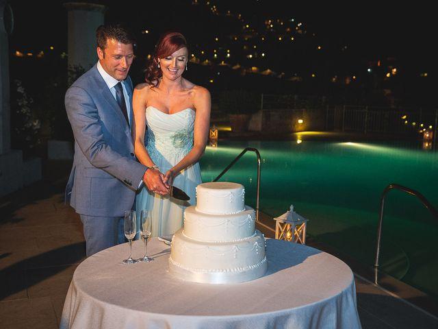 Il matrimonio di Jean Paul e Daisy a Ravello, Salerno 45