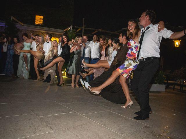 Il matrimonio di Jean Paul e Daisy a Ravello, Salerno 57
