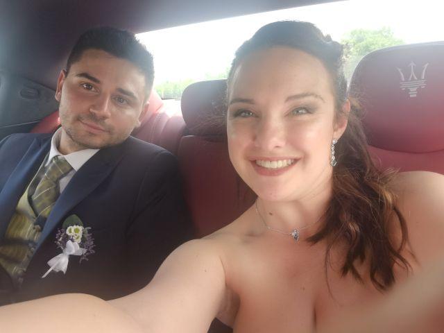 Le nozze di Selena e Stefano