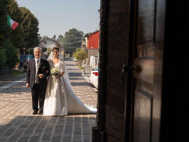 Il matrimonio di Simone e Monica a Crema, Cremona 27