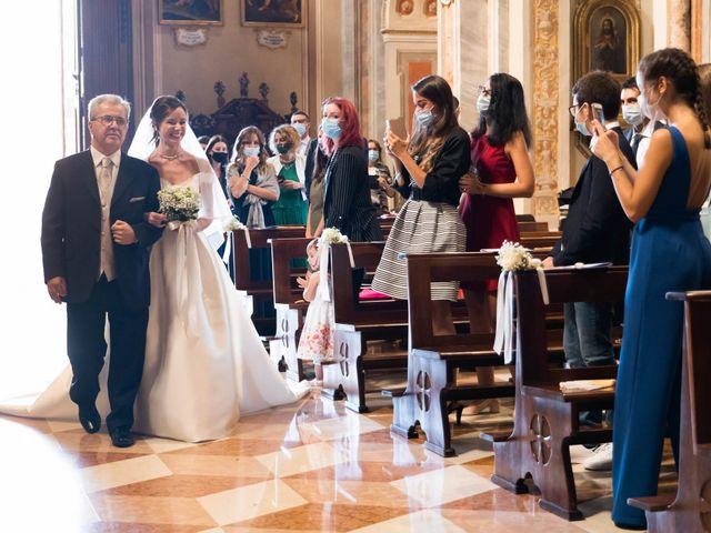 Il matrimonio di Simone e Monica a Crema, Cremona 28
