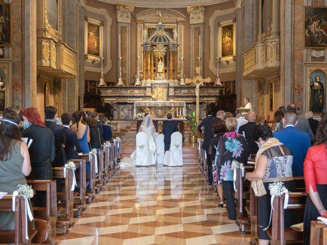 Il matrimonio di Simone e Monica a Crema, Cremona 29
