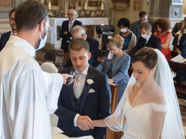 Il matrimonio di Simone e Monica a Crema, Cremona 36