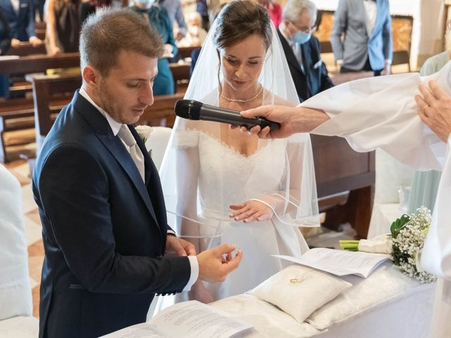 Il matrimonio di Simone e Monica a Crema, Cremona 38
