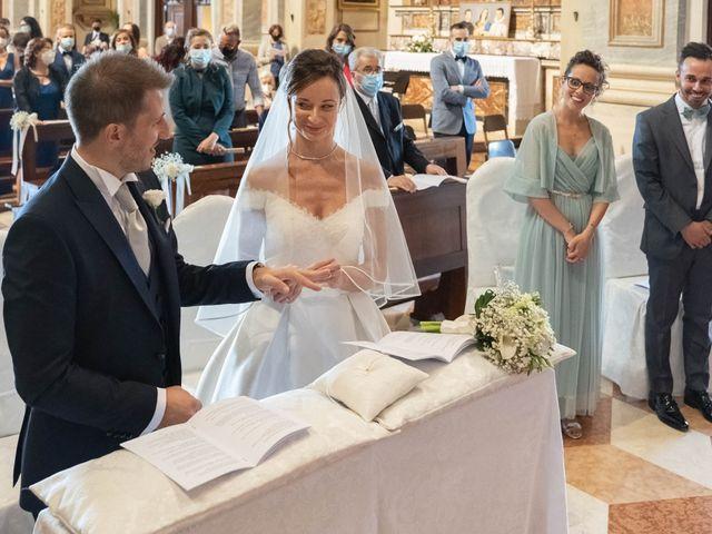 Il matrimonio di Simone e Monica a Crema, Cremona 39