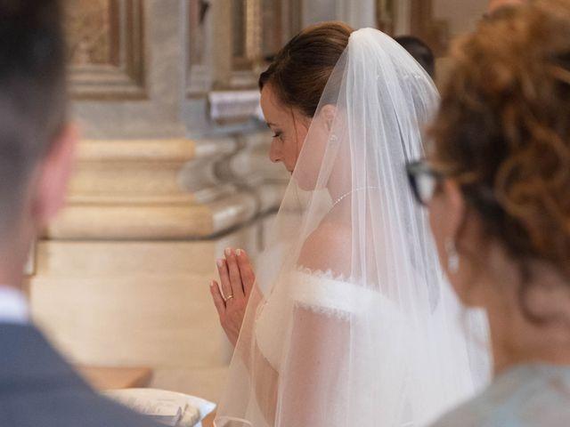 Il matrimonio di Simone e Monica a Crema, Cremona 40