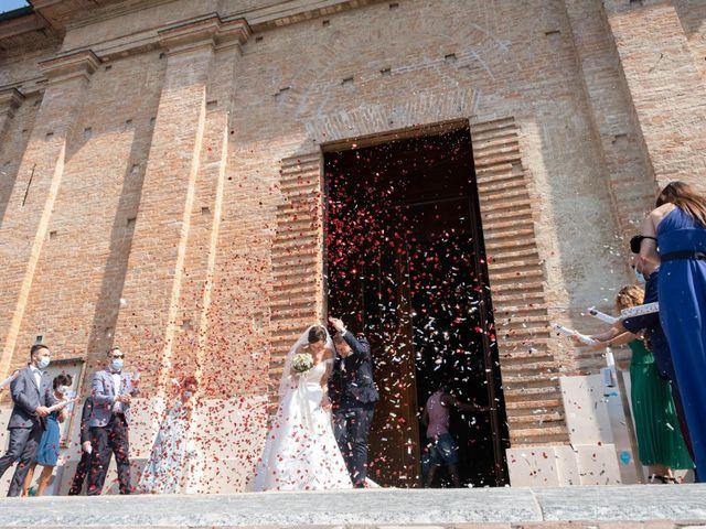 Il matrimonio di Simone e Monica a Crema, Cremona 41