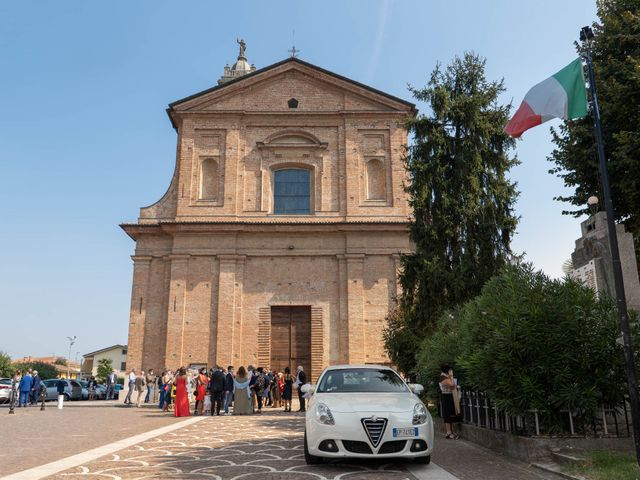 Il matrimonio di Simone e Monica a Crema, Cremona 43