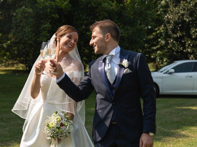 Il matrimonio di Simone e Monica a Crema, Cremona 52