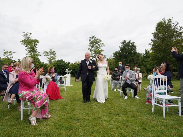 Il matrimonio di Massimo e Milena a Garlasco, Pavia 13