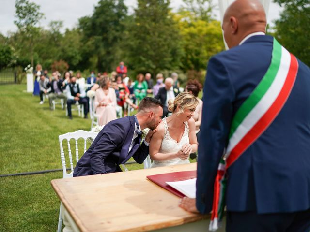 Il matrimonio di Massimo e Milena a Garlasco, Pavia 15