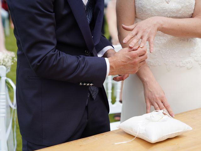 Il matrimonio di Massimo e Milena a Garlasco, Pavia 16