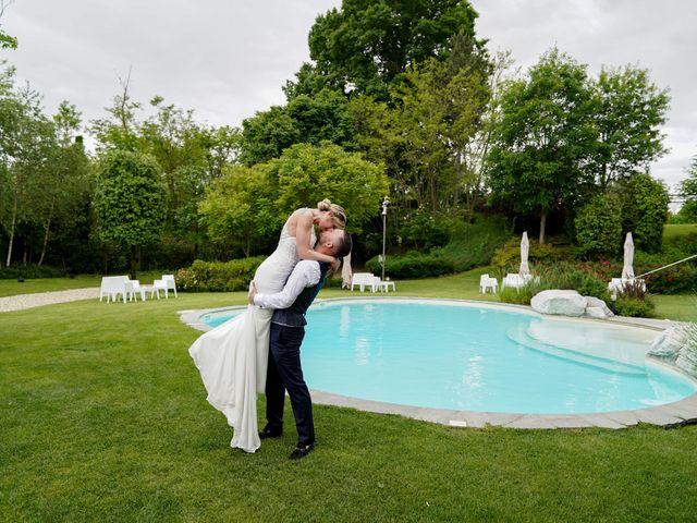 Il matrimonio di Massimo e Milena a Garlasco, Pavia 19