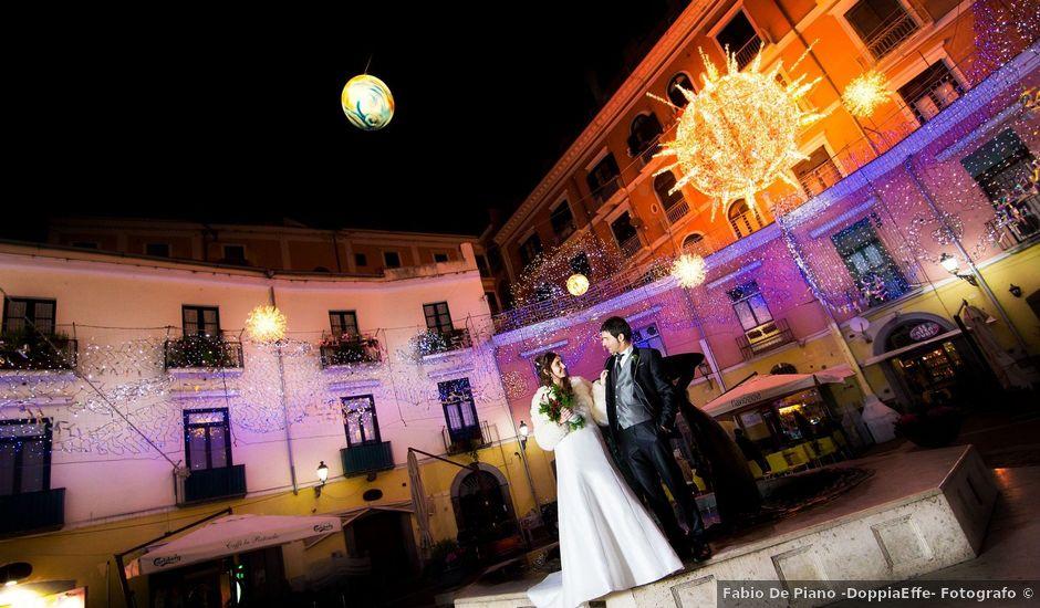 Il matrimonio di Fabio e Angela a Solofra, Avellino