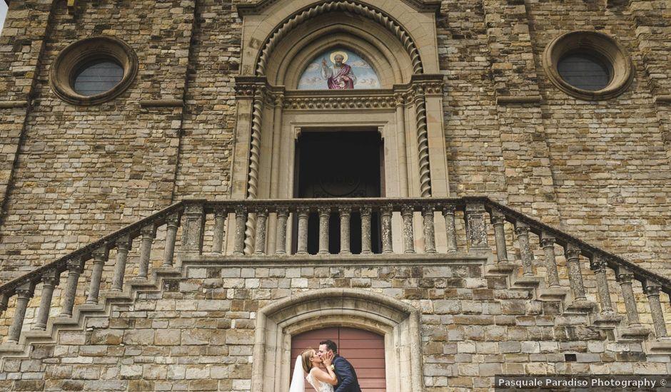 Il matrimonio di Leonardo e Leilany a Firenze, Firenze