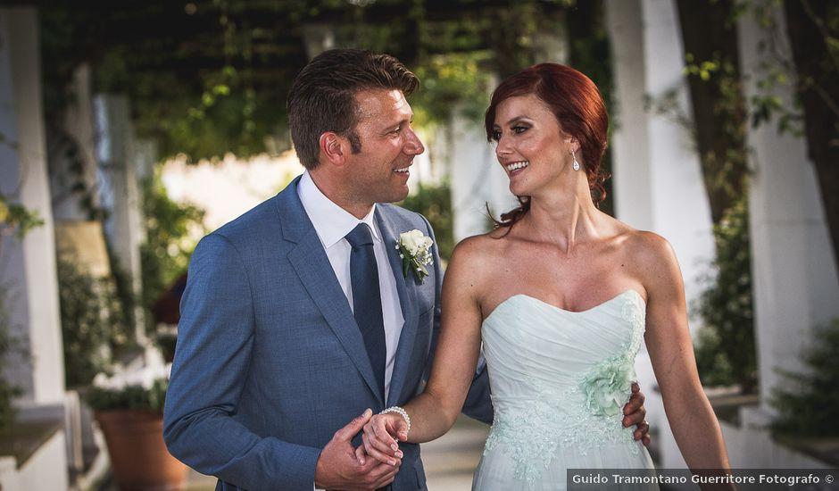 Il matrimonio di Jean Paul e Daisy a Ravello, Salerno