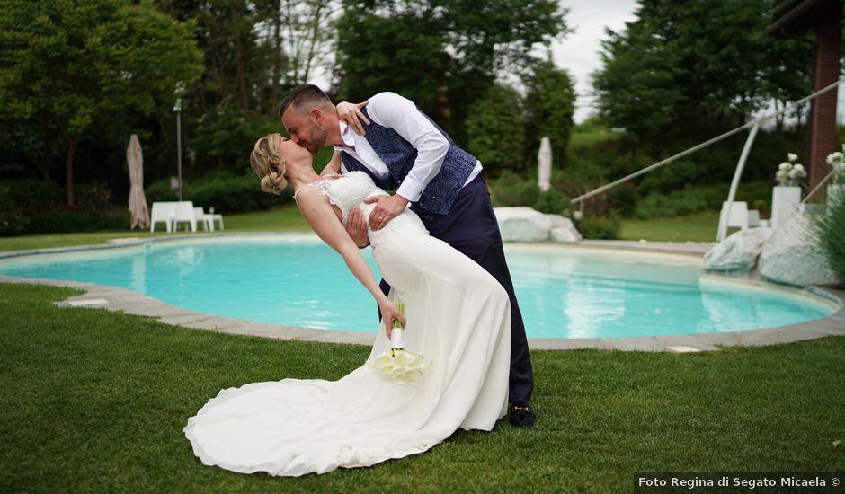 Il matrimonio di Massimo e Milena a Garlasco, Pavia