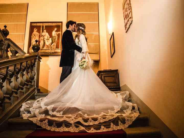 Le nozze di Simona e Giordano