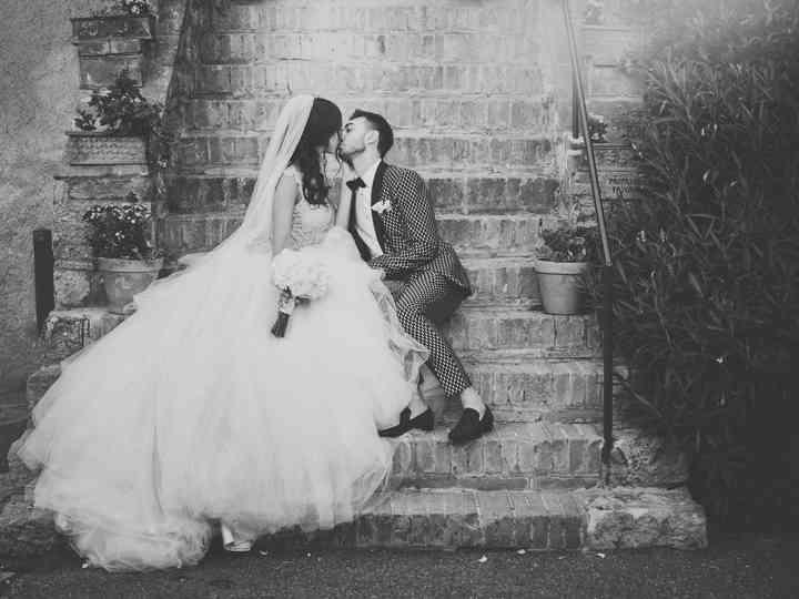 le nozze di Naima e Davide