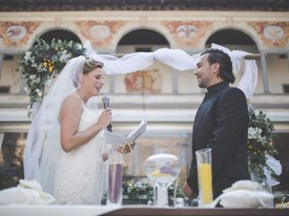 Le nozze di Chistie e Marco