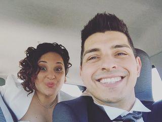 Le nozze di Saida e Francesco 1