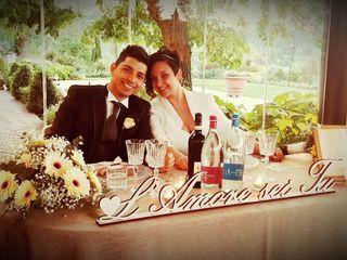 Le nozze di Saida e Francesco