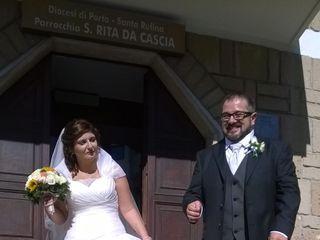 Le nozze di Martina e Patrizio