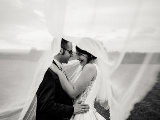 Le nozze di Gioia e Aser