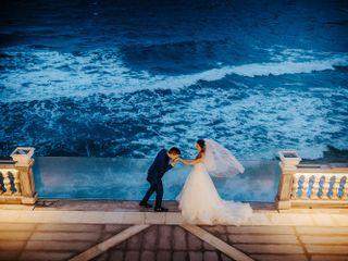 Le nozze di Lorenzo e Martina
