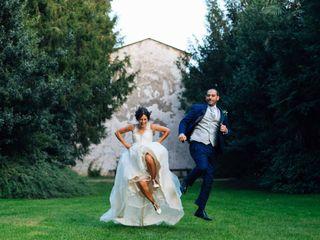Le nozze di Monia e Francesco