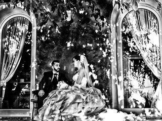 Le nozze di Monica e Vittorio