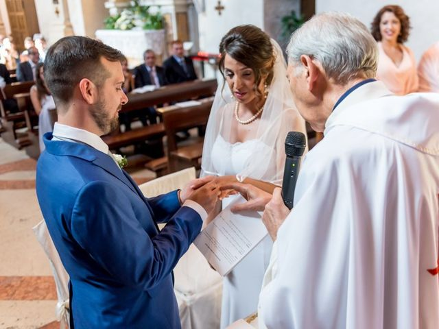 Il matrimonio di Mattia e Antonia a Verona, Verona 16