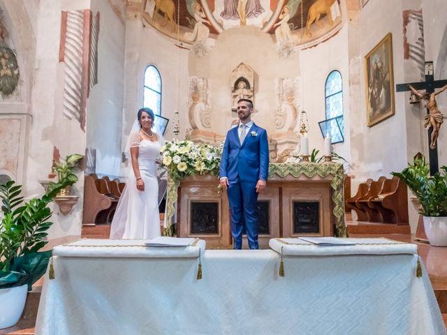 Il matrimonio di Mattia e Antonia a Verona, Verona 19