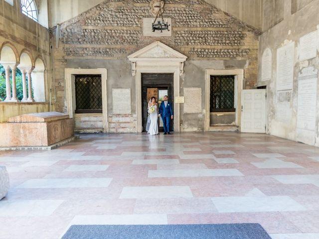 Il matrimonio di Mattia e Antonia a Verona, Verona 21