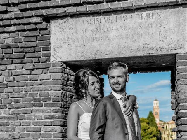 Il matrimonio di Mattia e Antonia a Verona, Verona 27